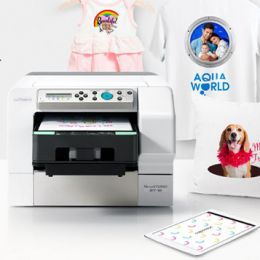 ROLAND VERSA STUDIO DTG PRINTER