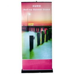 EURO RETRACTABLE BANNER STANDS