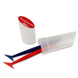 AVERY FLEXTREME SQUEEGEE (RED/BLUE)