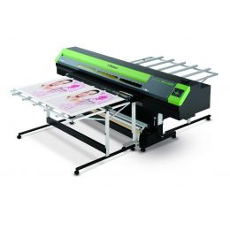 ROLAND VERSAUV LEJ-640 UV HYBRID PRINTER