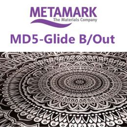 MD5-GB METAGLIDE B/O WHITE 1370MM X 50MT