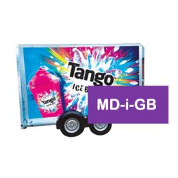 MDi-GB METAGLIDE B/O WHITE 1370MM X 50MT