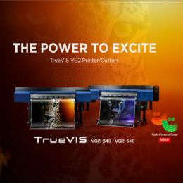 ROLAND DG TRUEVIS VG2 SERIES PRINTER CUTTERS