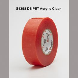 S1398 CLEAR POLY TAPE