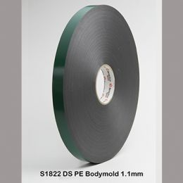 S1822 DOUBLE SIDED BLACK AUTO TAPE