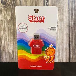SISER SPORTS CLIPART USB