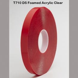 T710C CLEAR DOUBLE SIDED TAPE