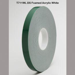 T711WL FOAMED ACRYLIC D/S TAPE
