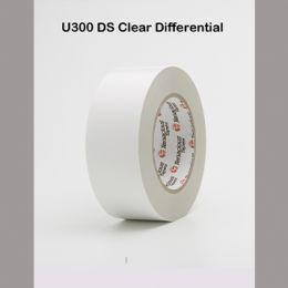U300 CLEAR D/S TAPE