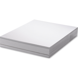 UNISUB ALUMINIUM SHEET STOCK - GLOSS WHITE