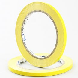 YELLOW P.V.C. TAPE 6MM X 66MT