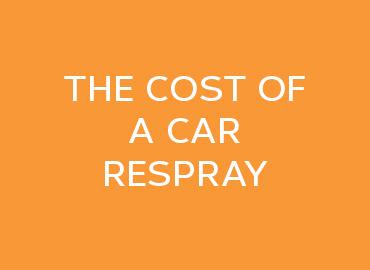 CAR RESPRAY